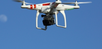 dron trafico
