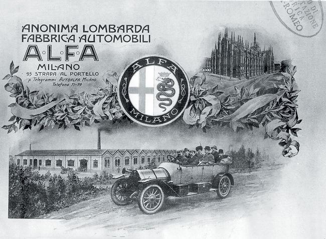 primera fabrica alfa