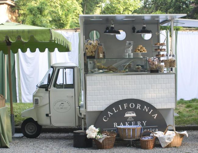 Las  Estrellas Food Truck