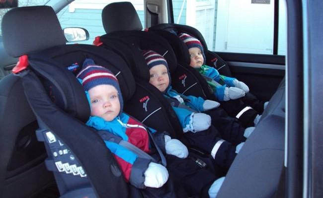 Todo lo que necesitas saber sobre seguridad infantil for Asientos infantiles coche
