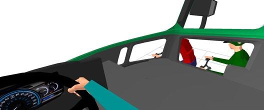 nuevo diseño cabina camiones