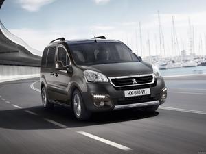 Peugeot Partner Tepee Outdoor 2015