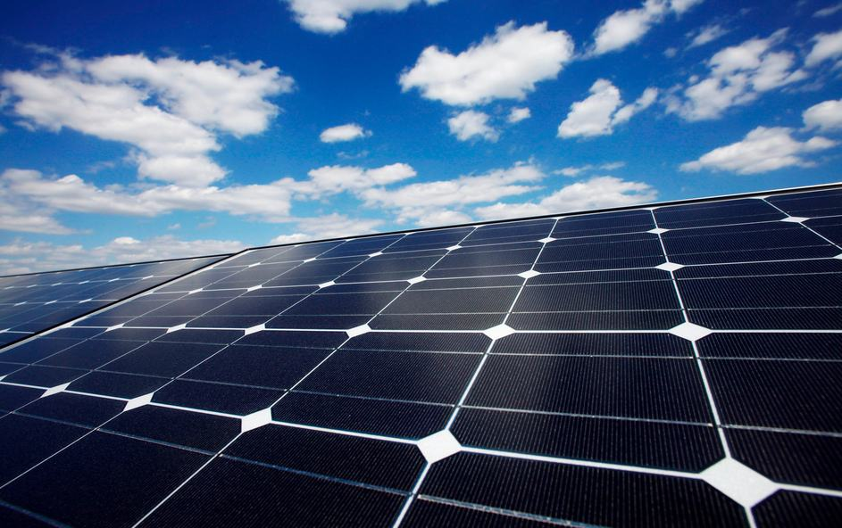 placas energia solar tesla
