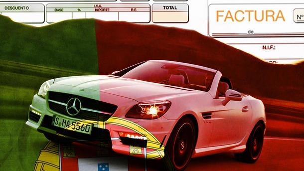 portugal sorteo coches de lujo