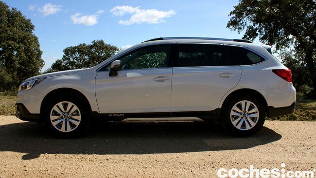 prueba Subaru Outback 2015 11