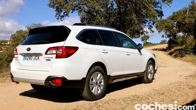 prueba Subaru Outback 2015 13