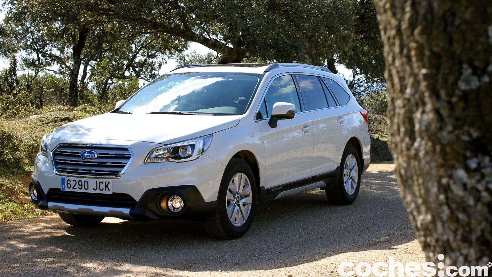 prueba Subaru Outback 2015 14