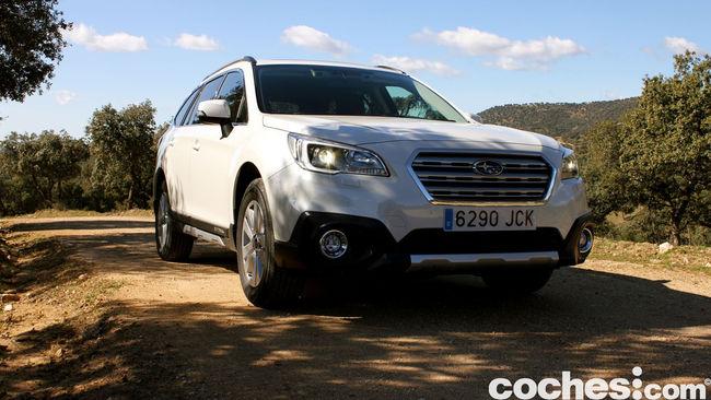 prueba Subaru Outback 2015 18