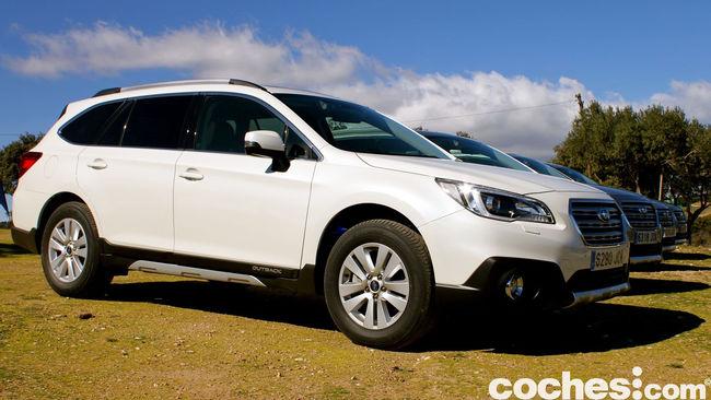 prueba Subaru Outback 2015 33
