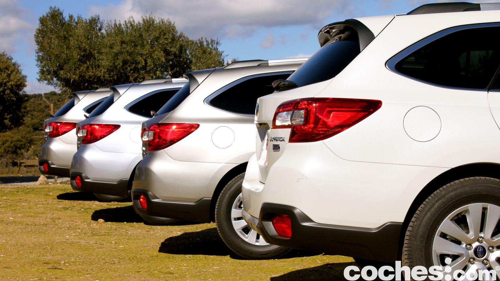 prueba Subaru Outback 2015 37
