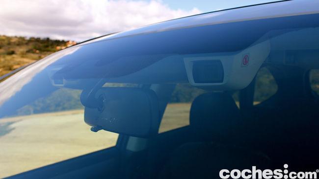 prueba Subaru Outback 2015 interior     24