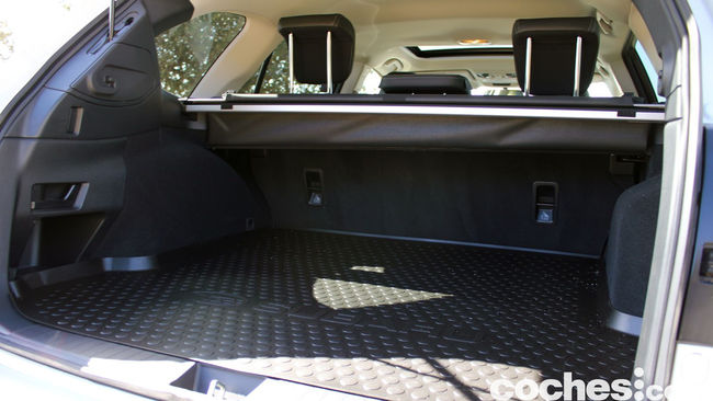 prueba Subaru Outback 2015 maletero    1