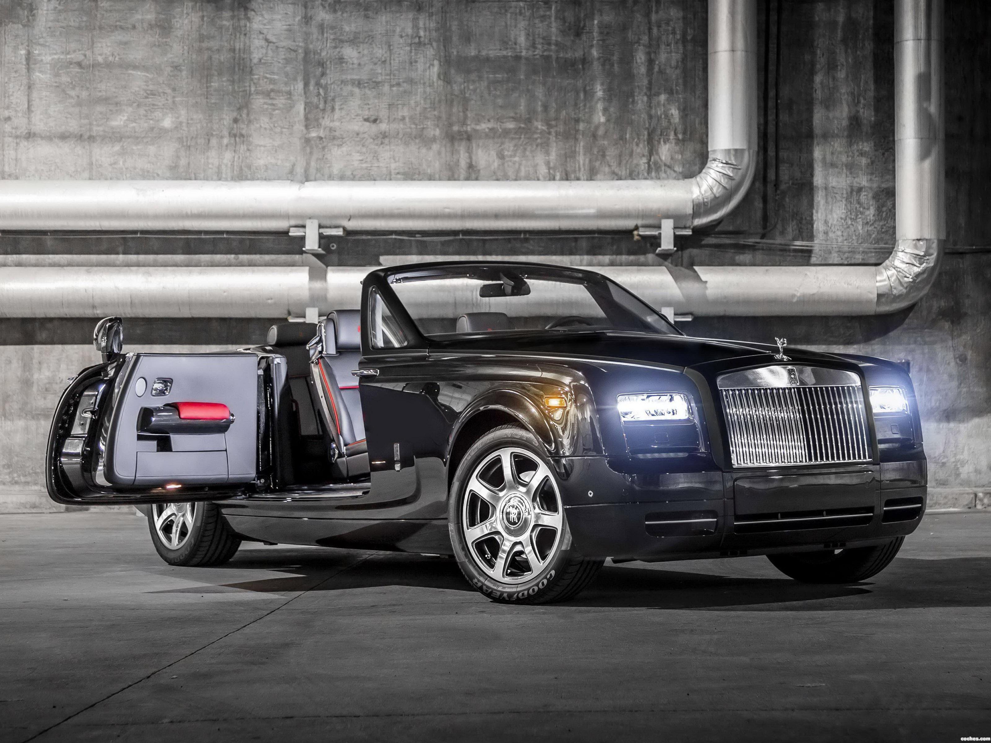 Fotos De Rolls Royce Phantom Drophead Coupe Nighthawk 2015