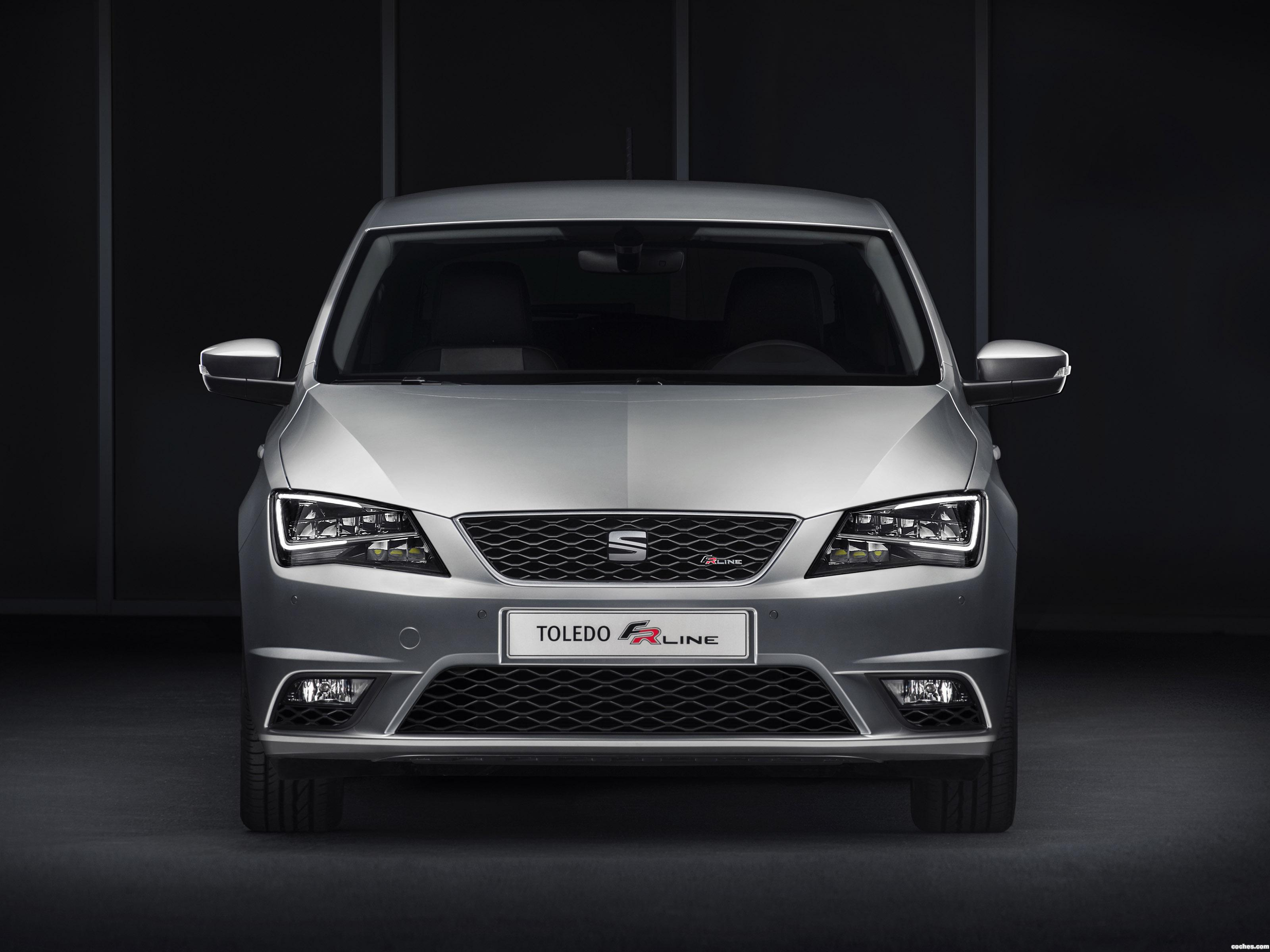fotos de seat toledo fr line 2015. Black Bedroom Furniture Sets. Home Design Ideas