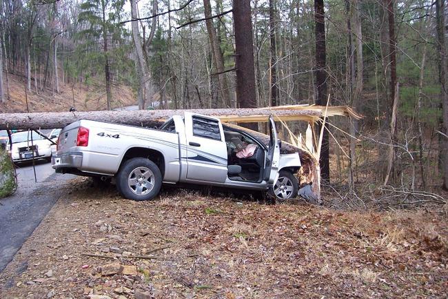 seguro coche accidente