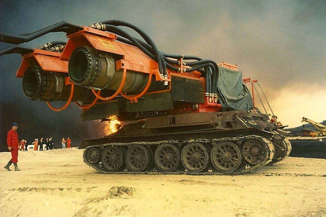 tanque bomberos