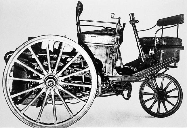 primer vehiculo peugeot