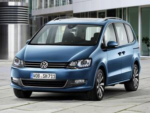 Volkswagen Sharan 2.0 TDI Bluemotion 2015