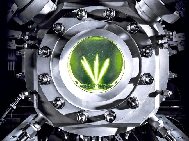 Audi e-fuel-test motor