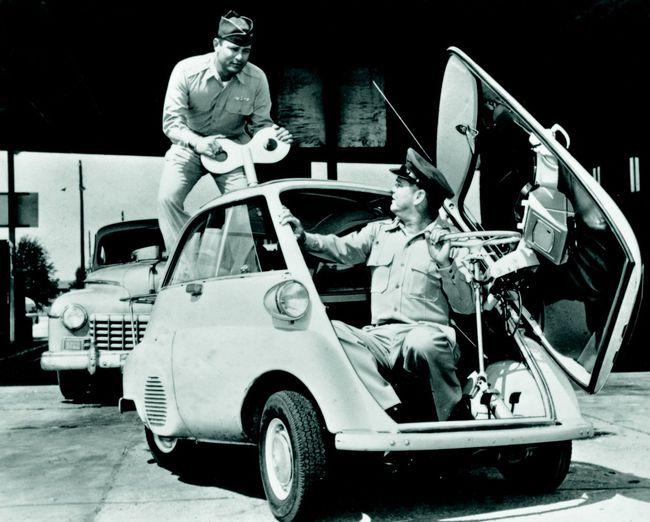 BMW Isetta 1955 21