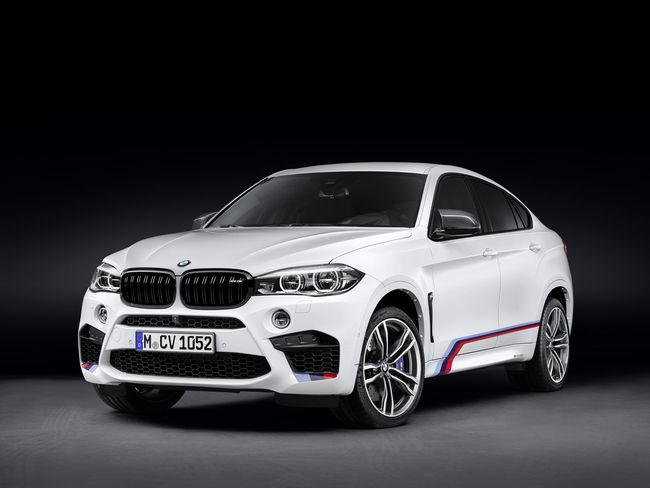 BMW X6 M 2015 M Performance 1