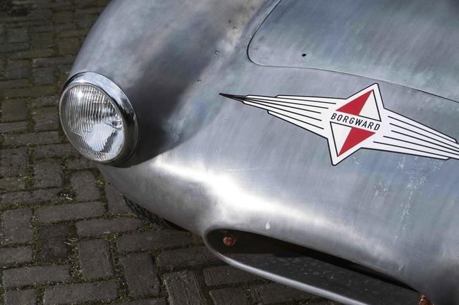 Borgward 1500 Rennsport logo