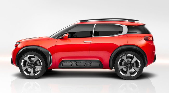 Citroen Aircross Concept 2015 02