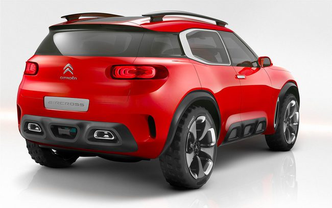 Citroen Aircross Concept 2015 03