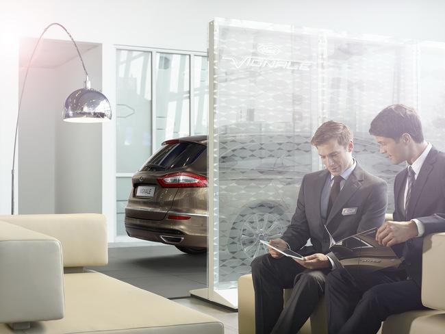 Ford Vignale 2015 concesionario