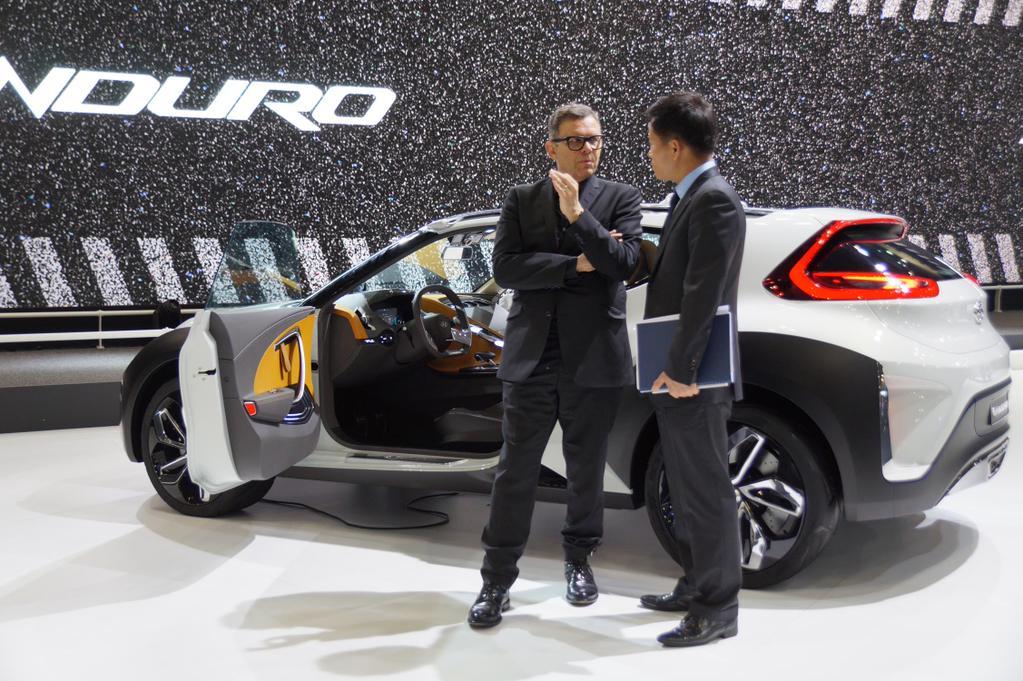 Hyundai Enduro Rock And Roll Para El Veloster
