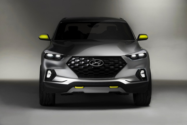 Hyundai Santa Cruz Crossover Truck Concept 2015 05