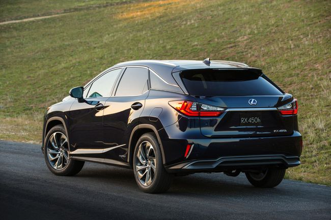 Lexus RX 2016 02