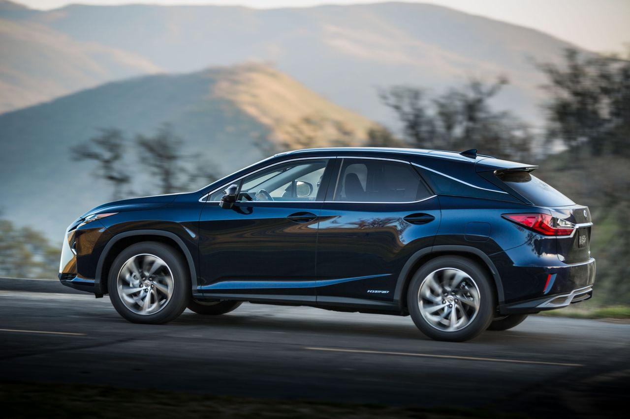 Lexus RX 2016 09