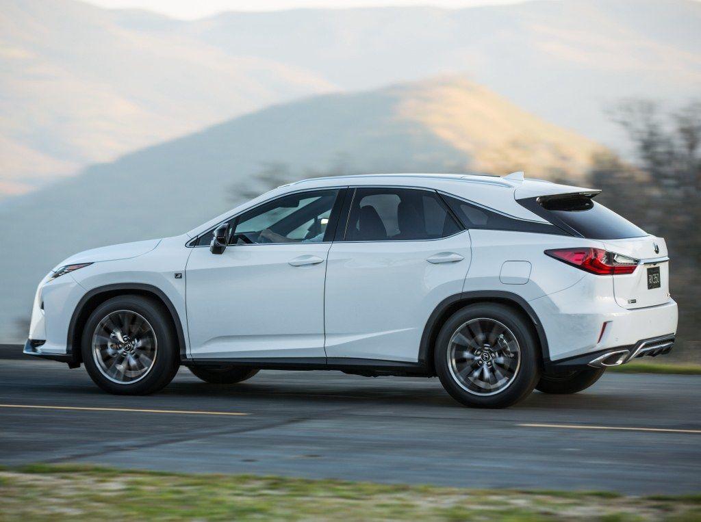 Lexus RX 2016 19