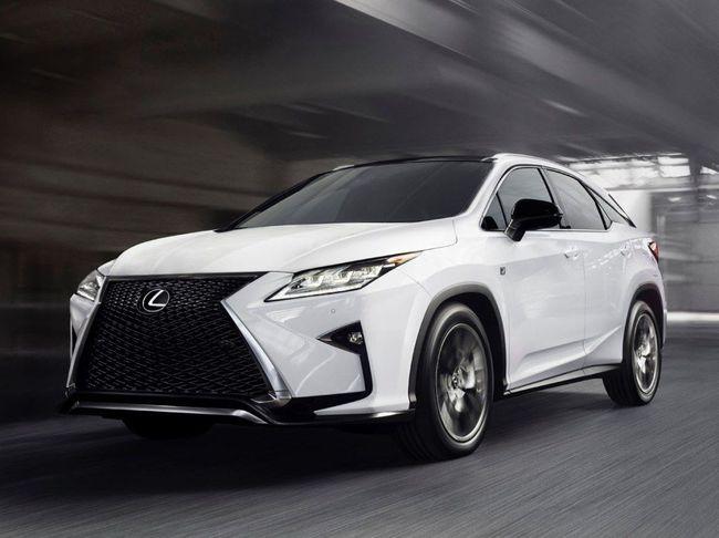 Lexus RX 2016 27