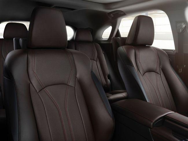 Lexus RX 2016 interior 03