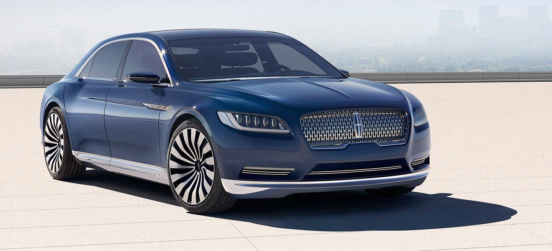 Lincoln Continental Concept 2015 02