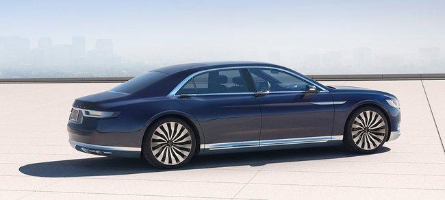 Lincoln Continental Concept 2015 07
