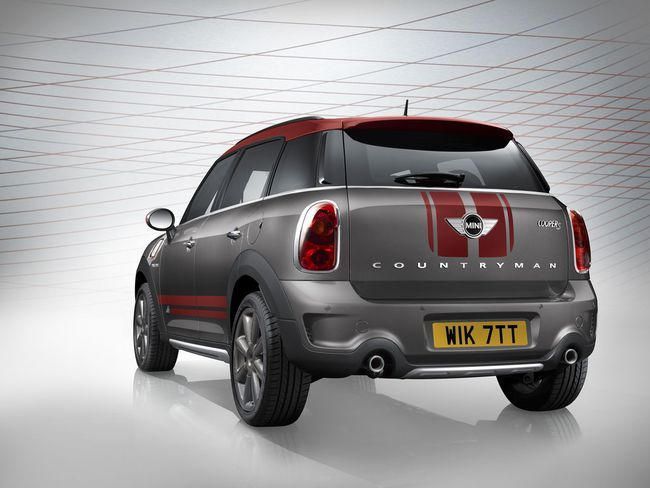 MINI Countryman Park Lane 2015 06