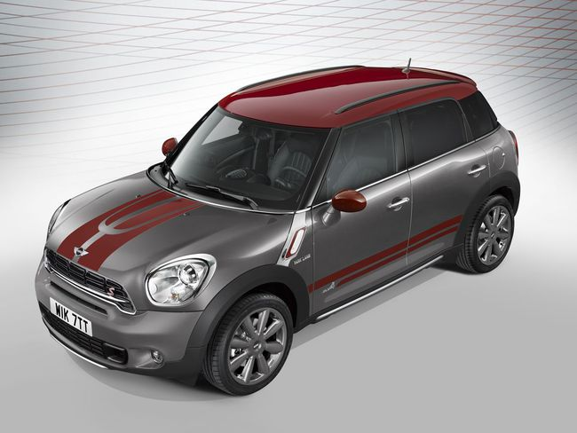 MINI Countryman Park Lane 2015 10