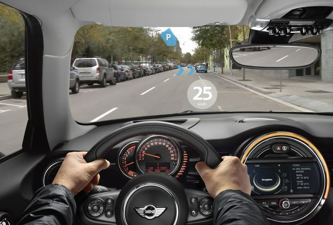 MINI gafas realidad aumentada Concept 2015 07
