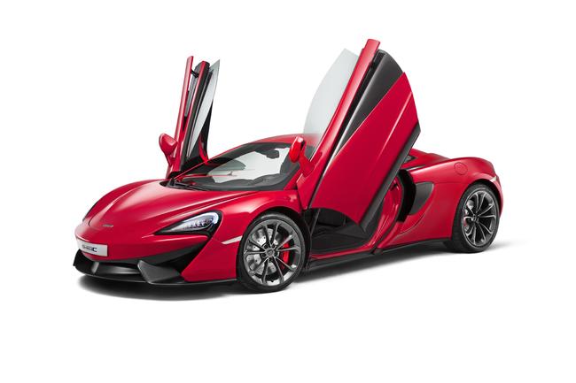 McLaren 540C 2015 02