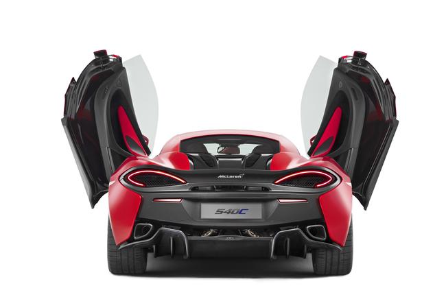 McLaren 540C 2015 07