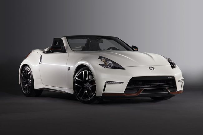Nissan 370Z Roadster Nismo Concept 2015 01