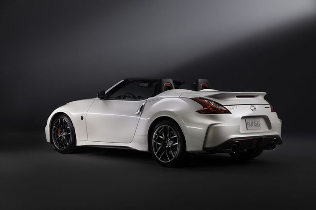 Nissan 370Z Roadster Nismo Concept 2015 03