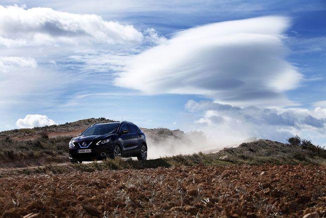 Nissan X-Trail 2015 prueba dinamica 1