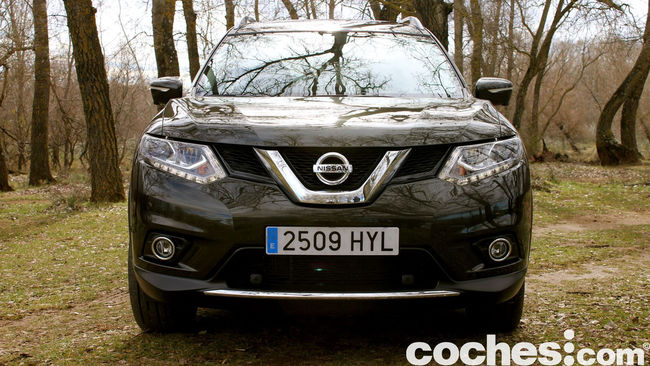 Nissan X-Trail prueba 2015 08