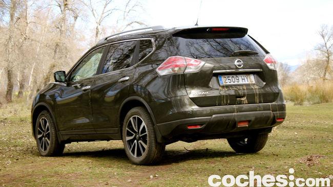 Nissan X-Trail prueba 2015 17
