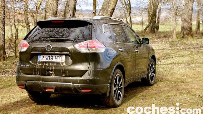 Nissan X-Trail prueba 2015 21