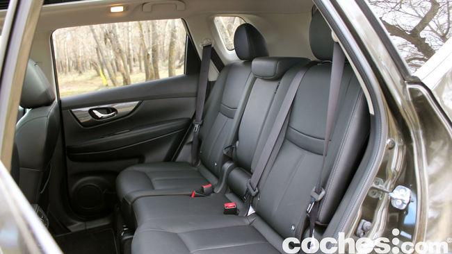 Nissan X-Trail prueba interior 03